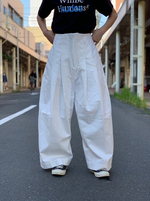 【SHINYAKOZUKA】BAGGY PANTS (12oz JAPANESE DENIM)